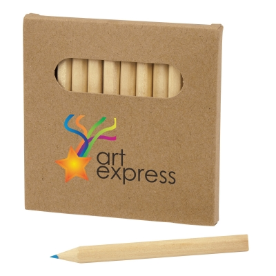 12-Piece Colored Pencil Set