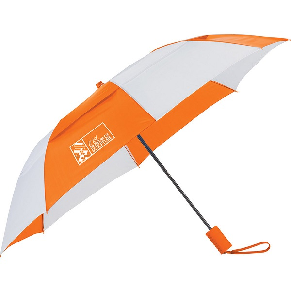 42'' Vented, Folding Umbrella