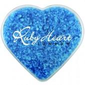 Heart Show Piece w/ Spa Bath Crystals