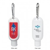 1.8 Oz. SPF 30 Sunscreen with Carabiner