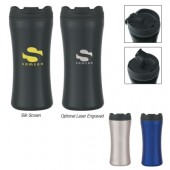 15 Oz. Stainless Steel Double Wall Tumbler