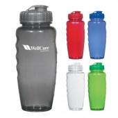 30 Oz. Poly-Clear™ Gripper Bottle